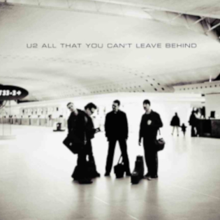 u2 all that you cant leave behind