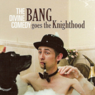 band goes the knighthood divine comedy